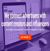 Advertising system Pay Per Post, Linketica.com, offers you the opportunity to make money.