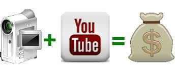 Shoot your own videos on Youtube and earn cash.