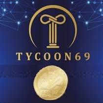 Tycoon69 logo and the BCB4U cryptocurrency.