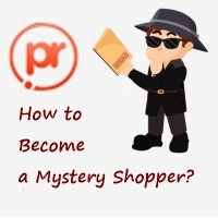 Who is the mystery shopper and what does the job entail?
