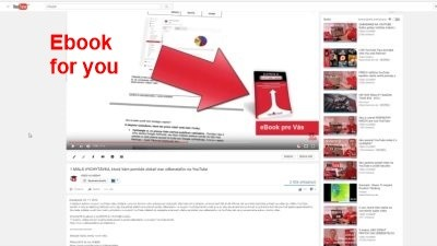 Paid eBook - Improve Your YouTube Channel.